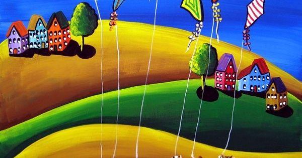 Good day for a kite fly | i n. D e. lucht m e t. D i e. vlieger ...
