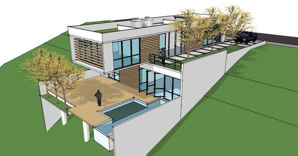 Casa em declive conhe a as t cnicas de constru o for Tecnicas culinarias modernas