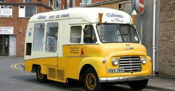 Commer Ice Cream Truck Ice Cream Van Custom Vans