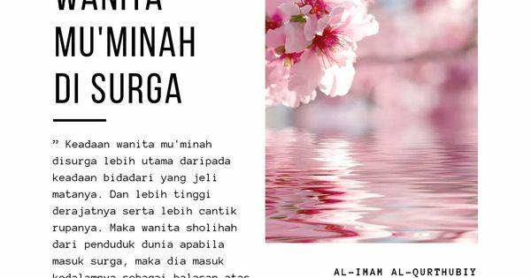 Pin Oleh Lestusen Di Islam Surga