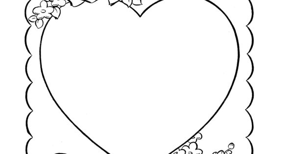 Orsett hall valentines day printable coloring pages ~ Valentine's day coloring pages are fun but they also help ...