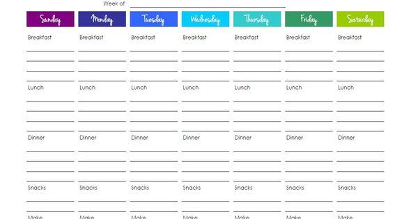 Grocery List Template Excel Karalina S Kitchen