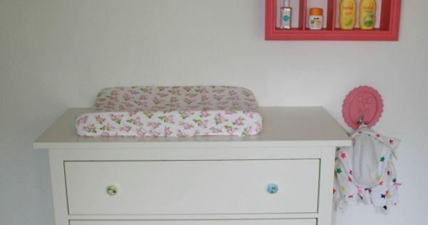 Ikea commode babykamer pinterest beste idee n over babykamers babykamer en ikea - Babykamer schilderij idee ...