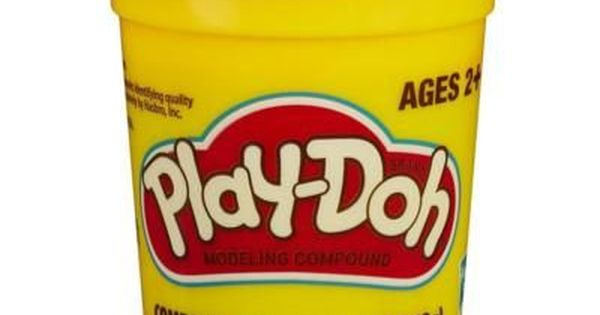 Play Doh Modeling Compound Single Can In Pink Walmart Com Play Doh Kids Party Supplies Kids Birthday Party Supplies