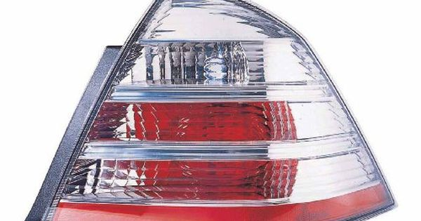 Depo 3301939rus Ford Taurus Passenger Side Tail Lamp Lens And