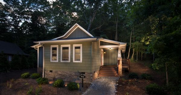 Asheville nc cabins vacation rentals north carolina for Asheville mountain homes