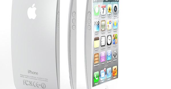 iPhone5 Design Concept ? No idea, but it is beautiful. How long