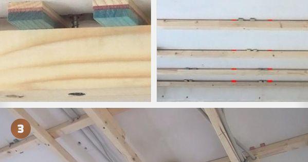 decke abh ngen holzkonstruktion herstellen holzkonstruktion tipps und tricks und deckchen. Black Bedroom Furniture Sets. Home Design Ideas
