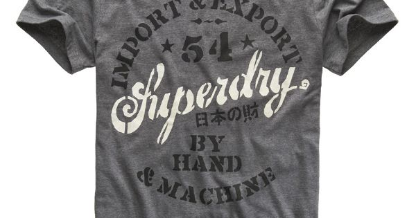 superdry mens aw13 t shirts baddesigner fashion. Black Bedroom Furniture Sets. Home Design Ideas