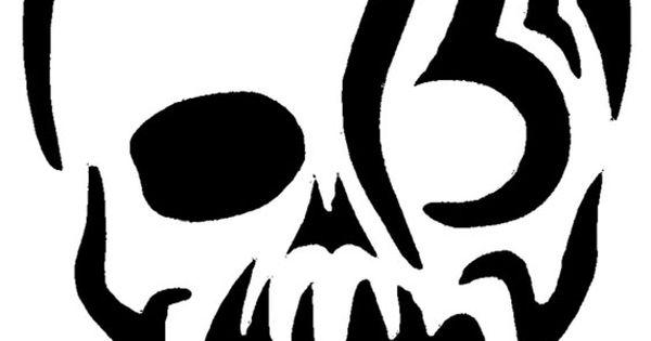 Zombie Stencils on Stencil Revolution   Fall Templates ...