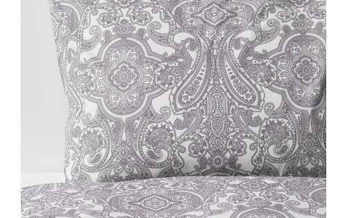 Jattevallmo Duvet Cover And Pillowcase S White Gray Twin Ikea Housse De Couette Couette Ensemble Housse De Couette