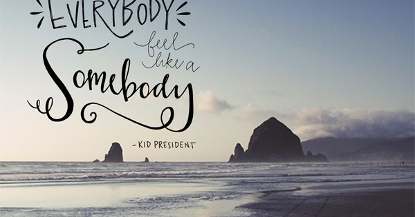 Words to live by Wednesday | Kid President