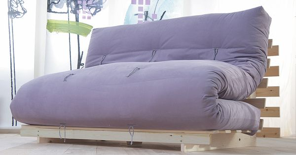 This modern 39 japanese style 39 futon sofa bed is called the for Sofa bed japan