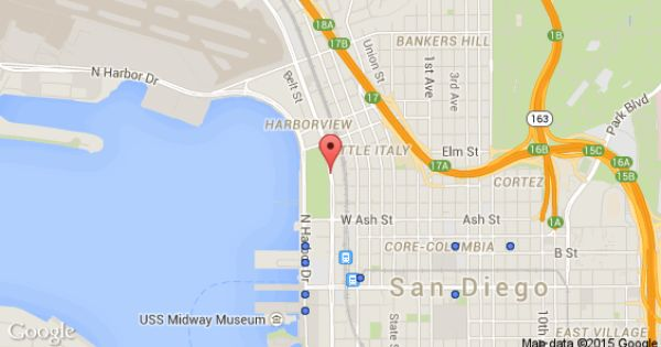 Pacific Inn And Suites Map Travel San Diego Hotels San Diego