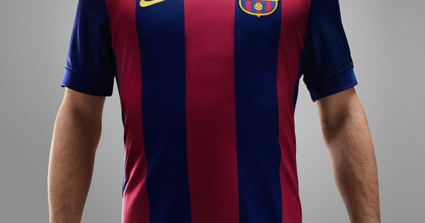Fc barcelona without sponsor 2016 1600 1600 for Simply for sports brand t shirts