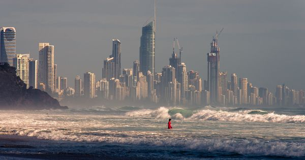 Surfer Paradise, Gold Coast. Australia. cool place to take pictures!!!