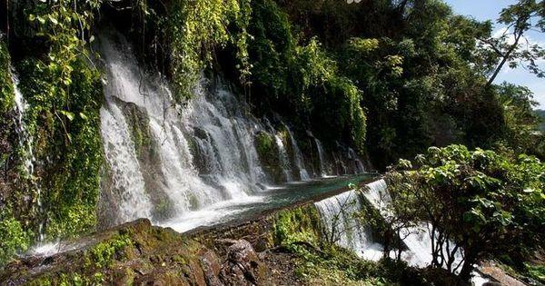 Cascadas De Don Juan Ruta De Las Flores El Salvador