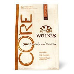 36 99 84 03 Wellness Core Grain Free Fish Fowl Dry Cat Food