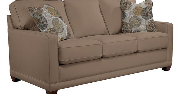 Lazy Boy Kennedy Sofa In Acorn Home Pinterest More