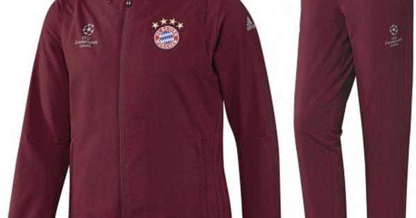 Survetement Bayern Des Champions Ligue 2017 ZON8kXn0wP