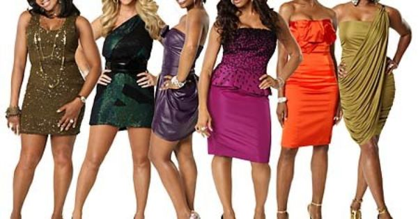 Real Housewives Franchise Orange County New Jersey New York Atlanta Miami And Even Dc Housewives Of Atlanta Reality Tv Fashion