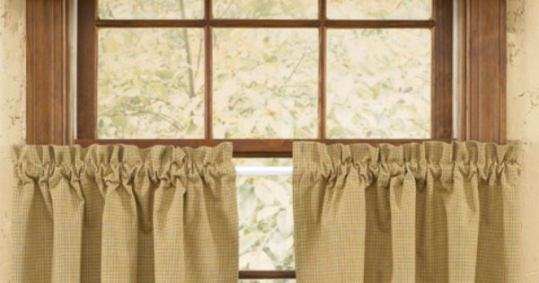 Grandma 39 S Quilt Scalloped Curtain Valance By Park Designs