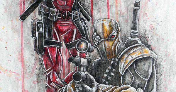 #Deadpool #Fan #Art. (...