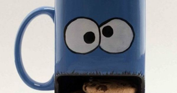 COOKIE MONSTER HAS ARIVED WITH YOUR MILK AND COOKIES!! HIP-HIP-HORAY! Love this