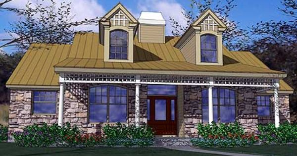 Plan 16830wg Stone Cottage Country Style House Plans Stone House Plans House Plans