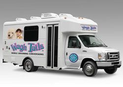 Start A Wag N Tails Business Wag N Tails Business Opportunity For Sale Dog Grooming Dog Grooming Tips Mobile Pet Grooming