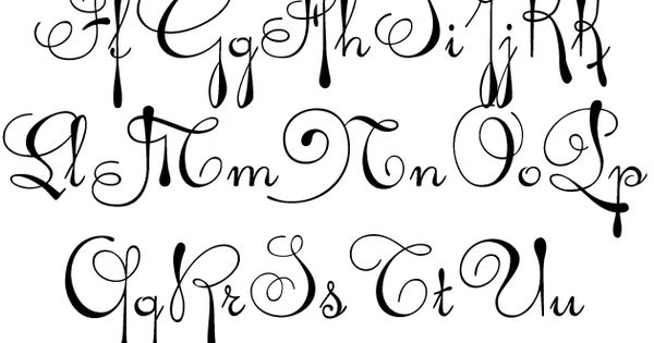 Henna Script: Words, Letters, Fonts-- Henna Inspiration