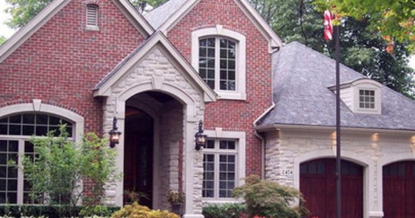Accents For Red Brick Homes 44 762 Red Brick Traditional