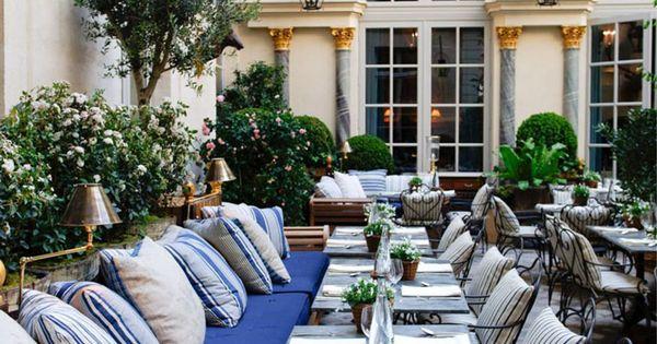 ralph lauren restaurant paris exteriors pinterest restaurants. Black Bedroom Furniture Sets. Home Design Ideas