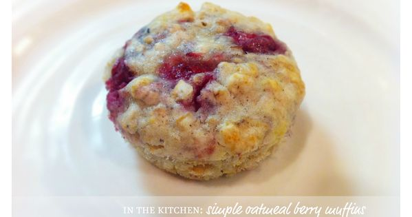 ... berry muffins | Recipes | Pinterest | Berries, Oatmeal and Muffins