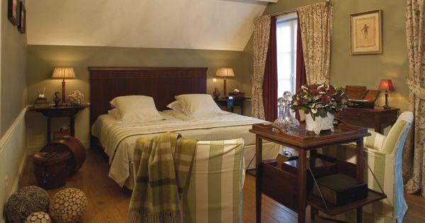 La d cobelge travail de la d coratrice tilly cambr el 39 lef bien landelijke interieurs - Engelse stijl slaapkamer ...