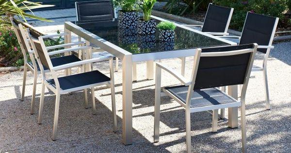 Salon De Jardin Haut De Gamme Chaise Design - Maison Design - Afsoc.us