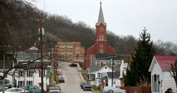 St michael 39 s catholic church and school ripley ohio for Georgetown tattoo shops