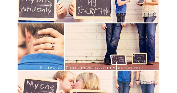 Chalkboard Engagement engagement