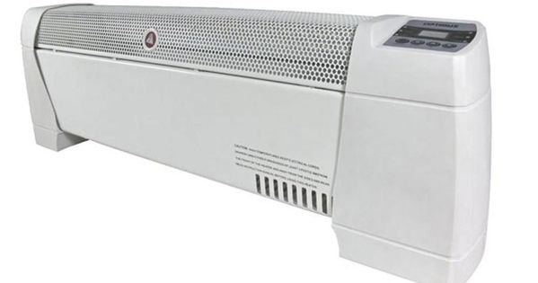 Shop Electric Baseboard Heaters Optimus 30 In 120 Volt 1500 Watt Standard Electric Baseboard Heater In 2020 Baseboard Heater Electric Baseboard Heaters Portable Heater