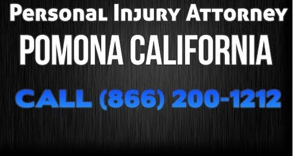 Pomona Ca Car Accident Law Firm Auto Accident Personal Injury