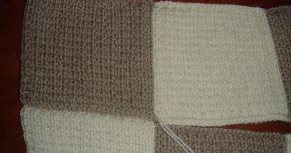 Tricoter une couverture pour bebe facile loisirs cr atifs pinterest comment b b et - Tricoter une couverture pour bebe ...