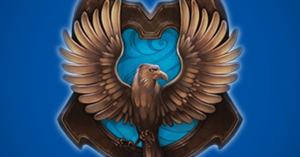 Ravenclaw House Crest on Pottermore | Mainstream ...