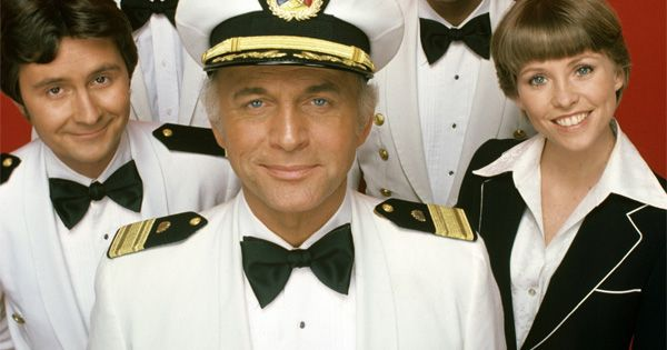Love Boat popular 80s TV show