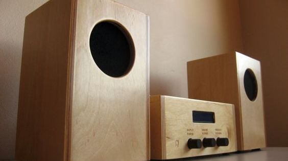 Image Result For Diy Vintage Loudspeakersa