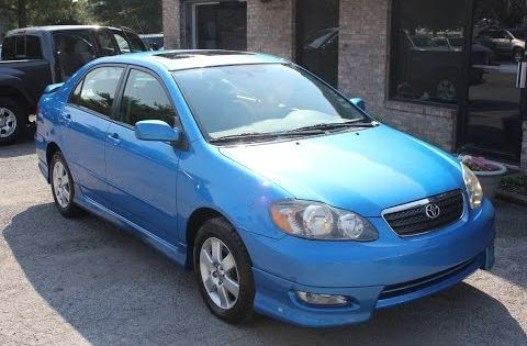 Used 2008 Toyota Camry Se For Sale Sunroof Georgetown Auto Sales Ky Kentucky