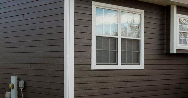 Rich Espresso James Hardie Siding Rich Espresso James