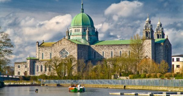 Galway Cathedral Galway City Ireland Galway City Castles In Ireland Visit Ireland