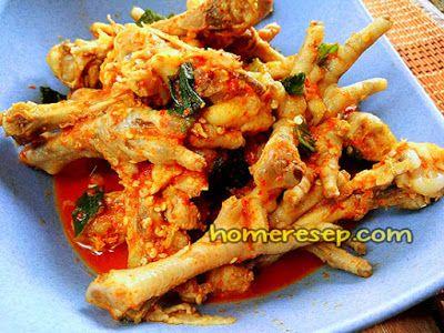 Resep Seblak Ceker Campur Tulang Ayam Resep Masakan Indonesia Homemade Resep Masakan Resep Masakan