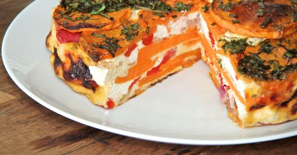 ... Herb Frittata | Sweet & Savoury Delights | Pinterest | Herbs, Recipe