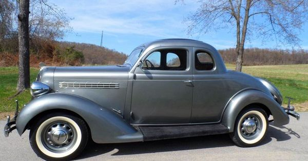 1935 plymouth pj coupe tough looking vintage for 1935 plymouth 2 door sedan